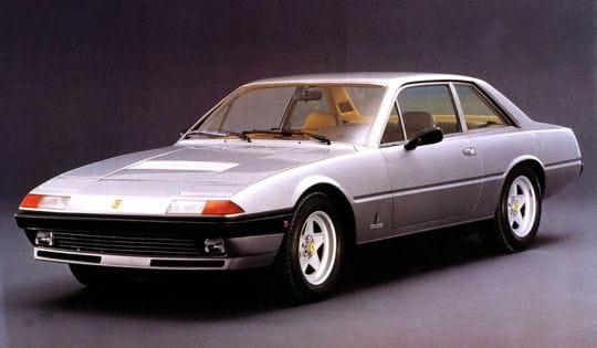 Auto & Voiture de collection : La saga Ferrari Ferrari-400-automatic-858492