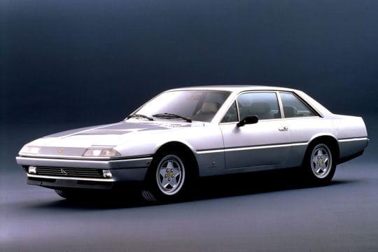 Auto & Voiture de collection : La saga Ferrari Ferrari-412-858607