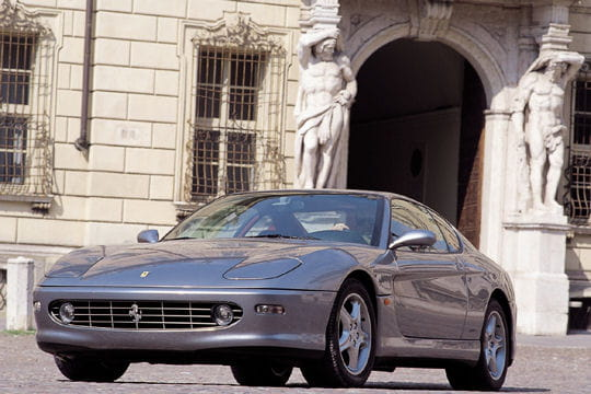 Auto & Voiture de collection : La saga Ferrari Ferrari-456-gt-858732