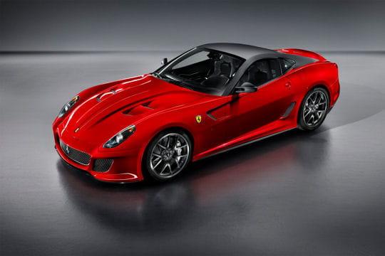 Auto & Voiture de collection : La saga Ferrari Ferrari-599-gto-859010