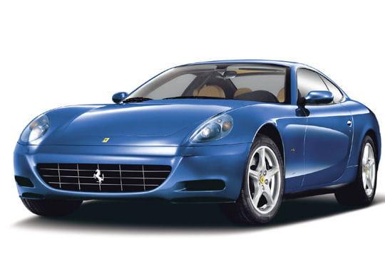 Auto & Voiture de collection : La saga Ferrari Ferrari-612-scaglietti-858861