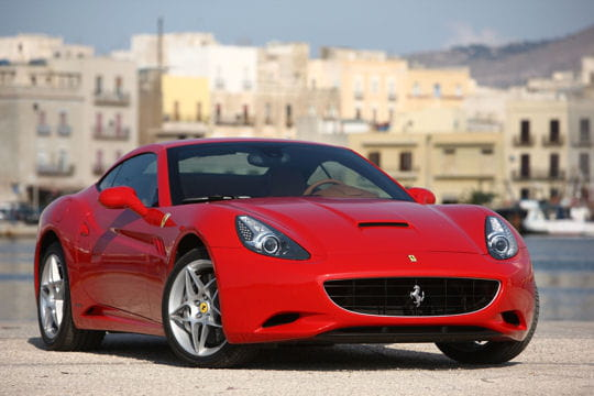 Auto & Voiture de collection : La saga Ferrari Ferrari-california-858884