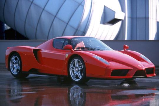 Auto & Voiture de collection : La saga Ferrari Ferrari-enzo-859039