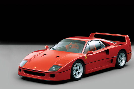 Auto & Voiture de collection : La saga Ferrari Ferrari-f40-858698