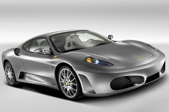 Auto & Voiture de collection : La saga Ferrari Ferrari-f430-877998