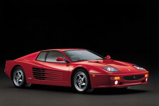 Auto & Voiture de collection : La saga Ferrari Ferrari-f512-858775