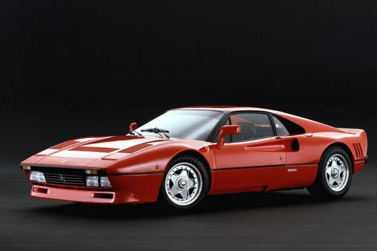 Auto & Voiture de collection : La saga Ferrari Ferrari-gto-858542