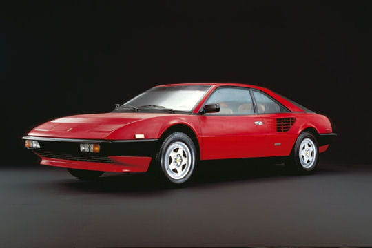 Auto & Voiture de collection : La saga Ferrari Ferrari-mondial-quattrovalvole-858520