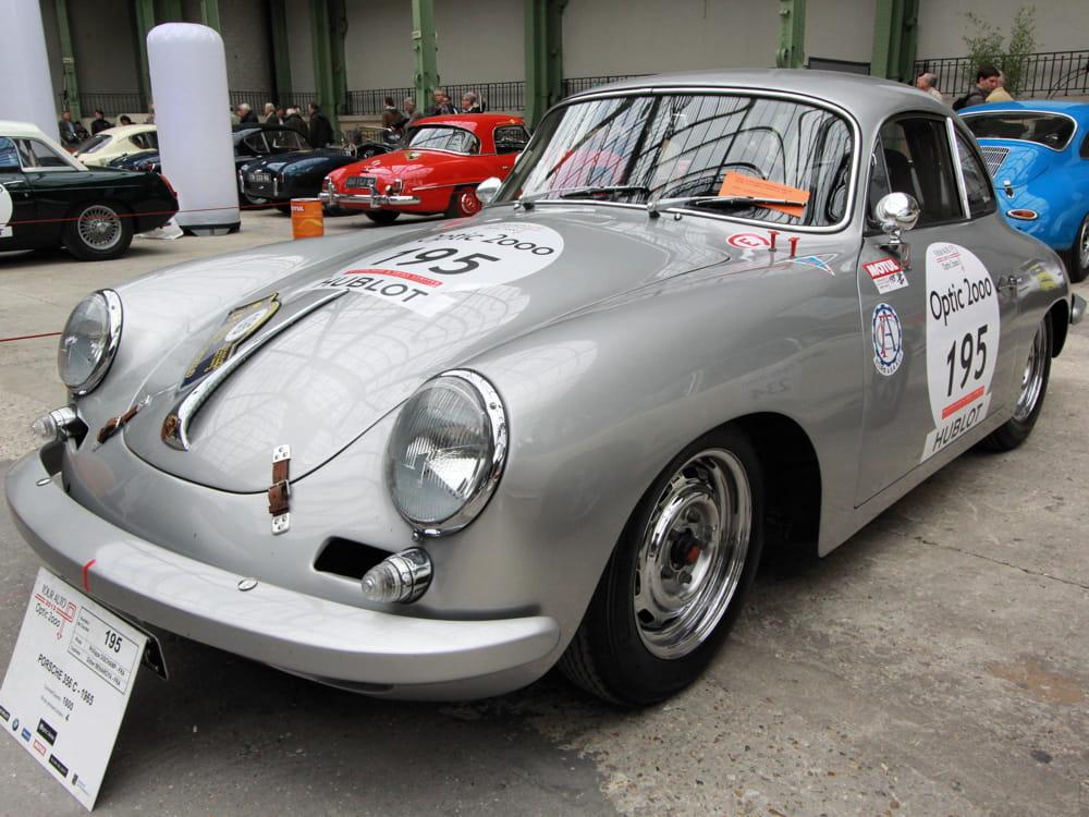 Le Tour Auto  2013 en Porsche 906 - Page 4 Porsche-356-1965-1625056