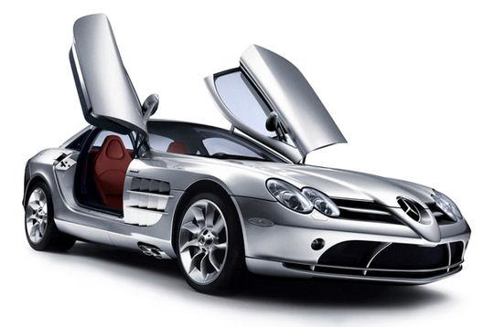 جديد السيارات :2008 Mercedes_slr_540