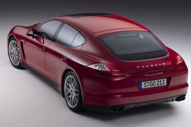 Voiture de luxe & Sportives : Nouvelle Porsche Panamera GTS Fort-caractere-1051831