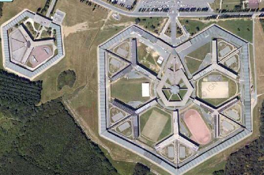 Etablissement pénitentiaire- Maison d'arrêt / Fleury-Mérogis Prison-fleury-merogis