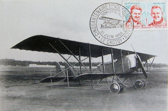 Anciens Avions Caudron-g3-285947