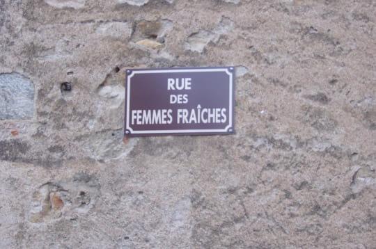 Insolite > Magazine > Noms de rues Femmes-253836