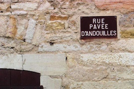 Insolite > Magazine > Noms de rues Pavee-667179