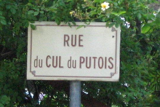 Insolite > Magazine > Noms de rues Putois-667171