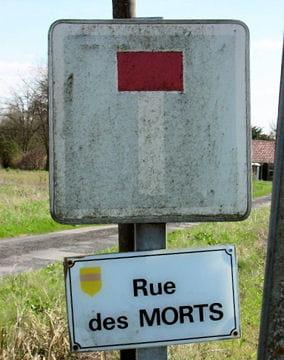 Insolite > Magazine > Noms de rues Voie-sans-issue-667229