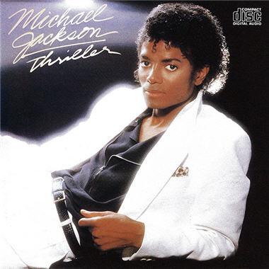 Vos pochettes d'album préférées - Page 2 Jackson-thriller