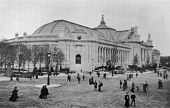 Expos du grand palais Grand-palais-1900