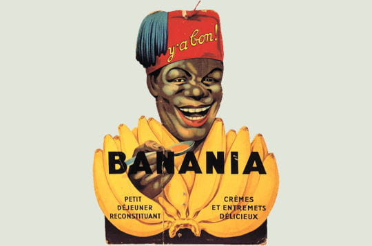 Obama Banania McCain Chaplin Banania-302331