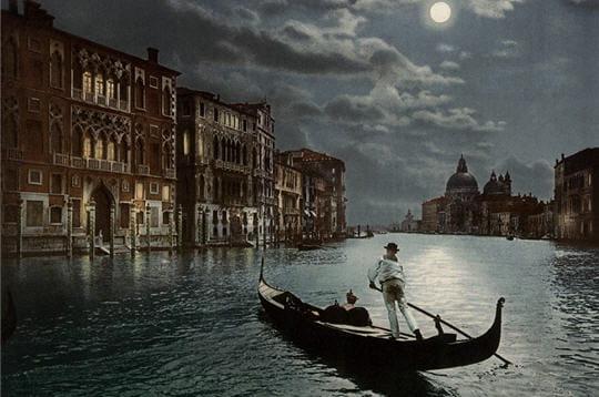 masque venitiens de la Comedia Venise-235981