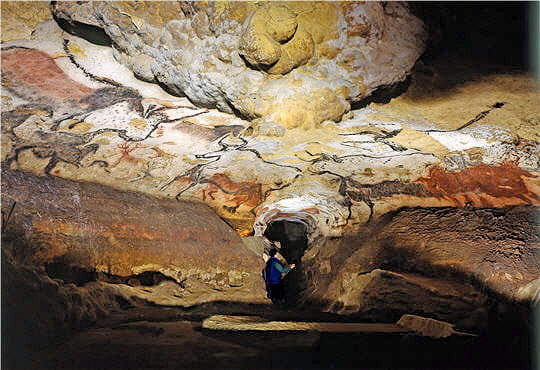 Grotte de Lascaux Grotte-lascaux-645027