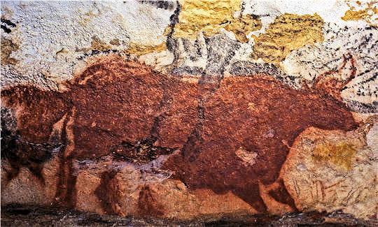 Grotte de Lascaux Vache-veau-lascaux-645055