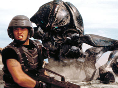 "Samedi 20 juin "" Star Cheap' Troopers"" Starship-troopers"