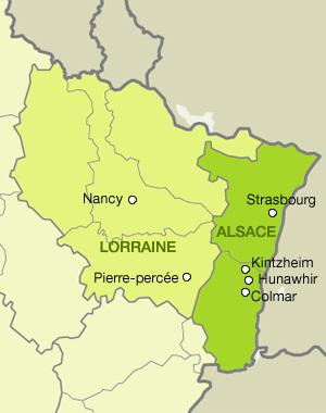 THE flood ! Alsace_lorraine
