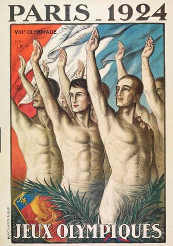 Jeux de l'image ! - Page 39 Poster-jean-droit-jo-d-ete-paris-1924-46136