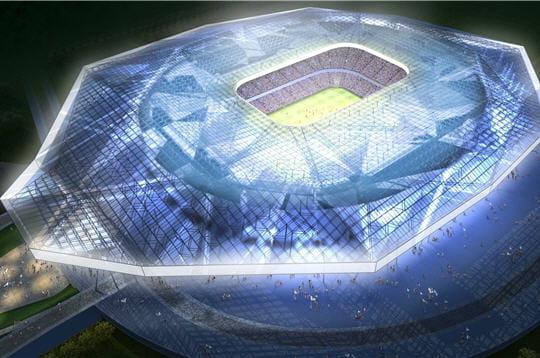 Les futurs Stades de France - Horizon 2016 Ol-land-262468