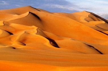 Soupe de mots, pour lâcher du lest. Sahara
