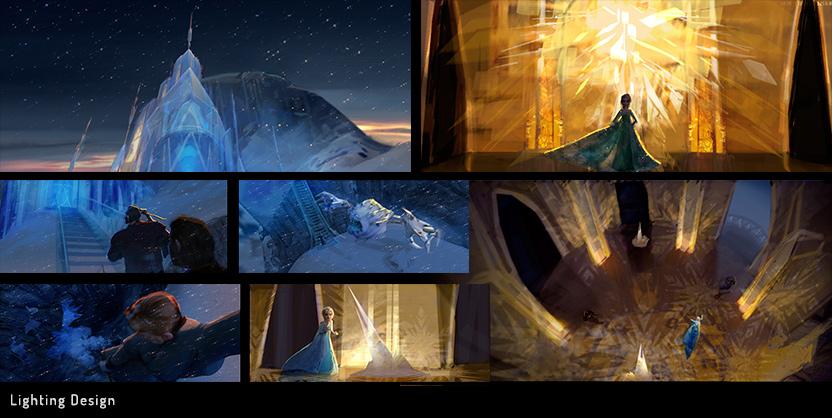 La Reine des Neiges [Walt Disney - 2013] - Page 9 Light_10big
