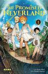 Novedades de mangas MADE IN SPAIN - Página 12 Thepromisedneverland01