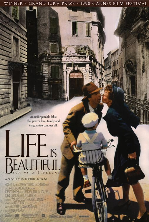 programmes TV Disney hors chaine Disney - Page 3 1998_Life_is_Beautiful