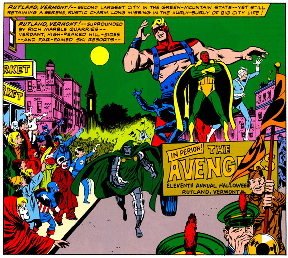 Unofficial Crossovers, Tributes and...well...Rip offs! 1031-avengers83-3
