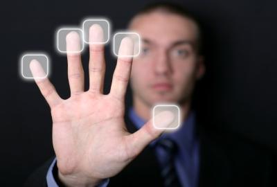 Multi-Perspective Palm Reading: the BLOG! Fingerprinting-hand-biometric-002-400x270