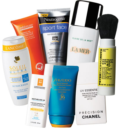 FDA Analysis Reveals Sunscreen Chemicals Soak All the Way Into Your Bloodstream Sunscreen
