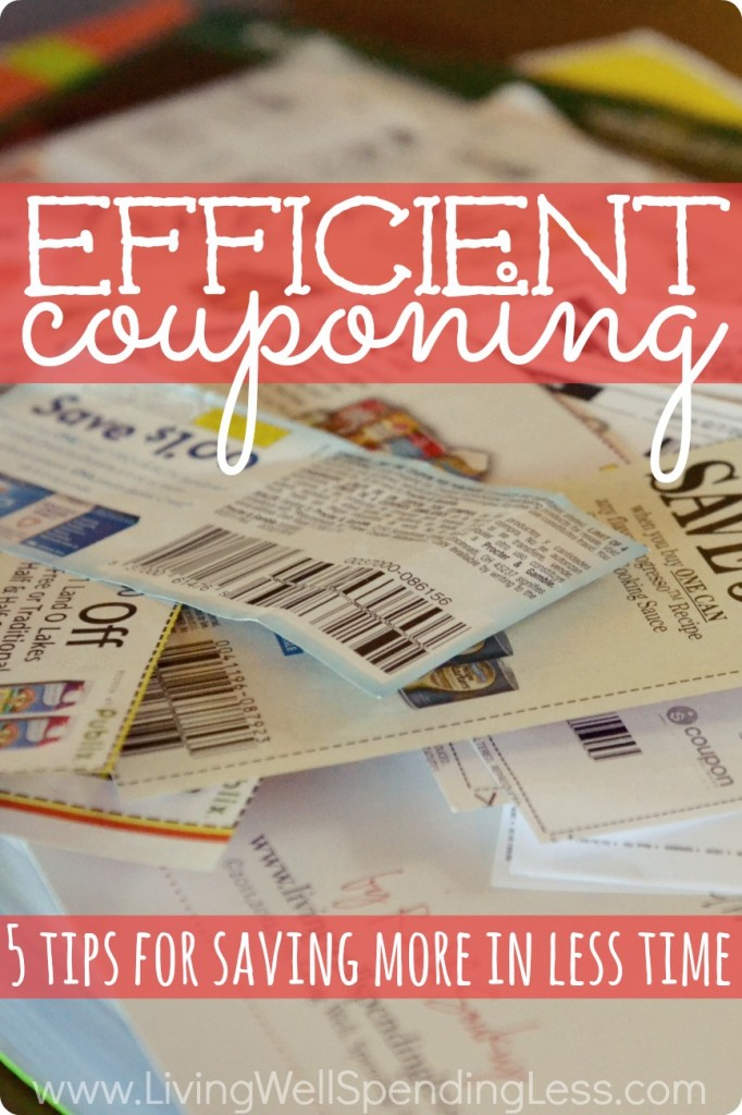 Efficient Couponing: How to Save More in Less Time Efficient-Couponing.-Want-to-save-money-on-groceries-but-dont-have-hours-to-spend-clipping-coupons-each-week-Dont-miss-these-5-expert-tips-for-saving-more-money-in-less-time-682x1024