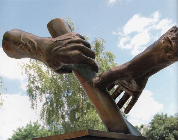 Čudne statue širom sveta - Page 11 Ruke
