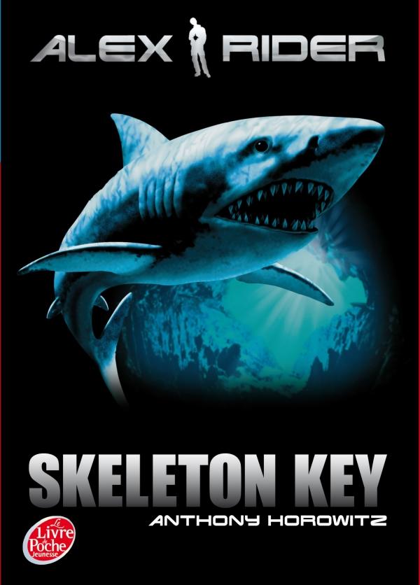 ALEX RIDER (Tome 3) SKELETON KEY de Anthony Horowitz Arton416
