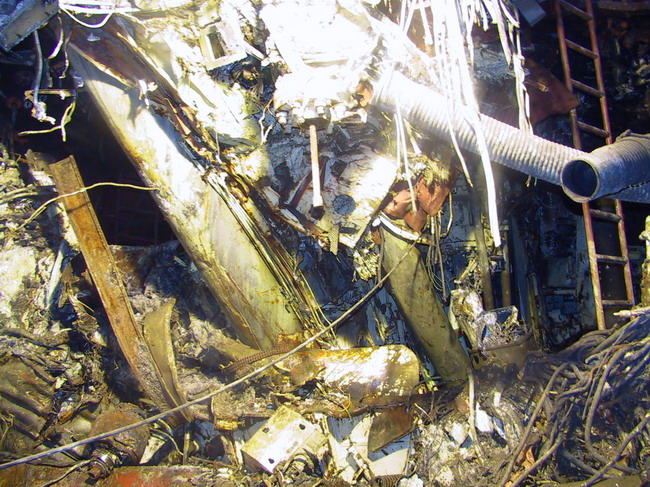 Fotos de varaduras y otros incidentes 12