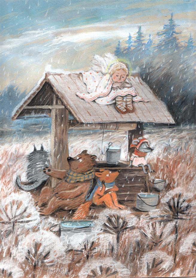 Bienvenidos al nuevo foro de apoyo a Noe #303 / 27.12.15 ~ 05.01.16 - Página 3 Pervyj-sneg