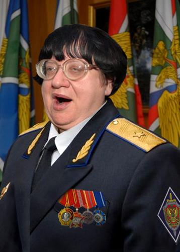 Генерал-майор госбезопасности В.И. Новодворская. Lera_02