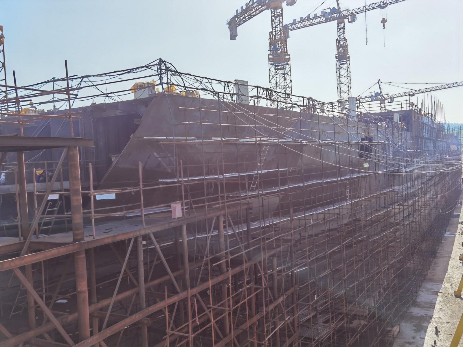 L'incroyable projet de réplique du Titanic à échelle 1:1 - Chine 1596437950316756