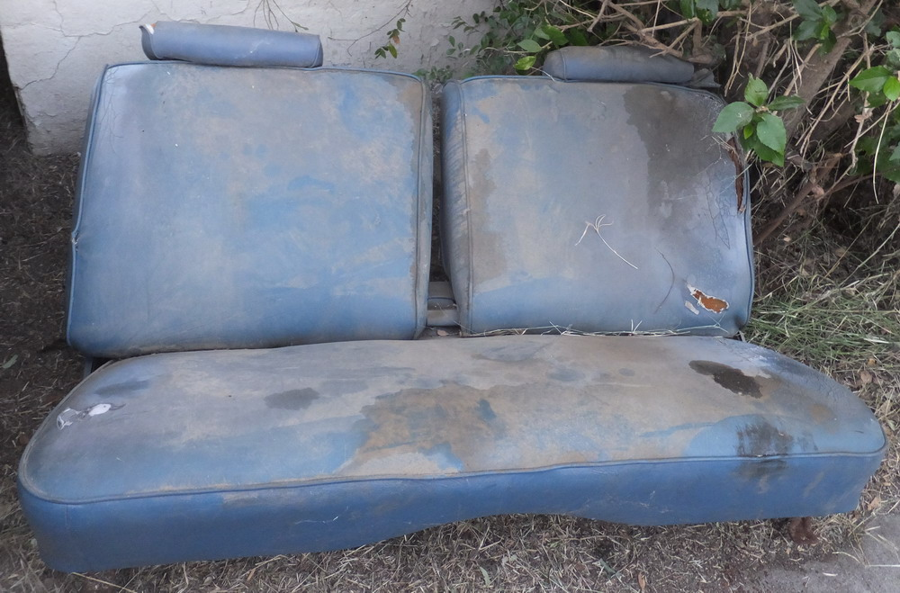 73 Chevy Malibu Parting out Frontseat