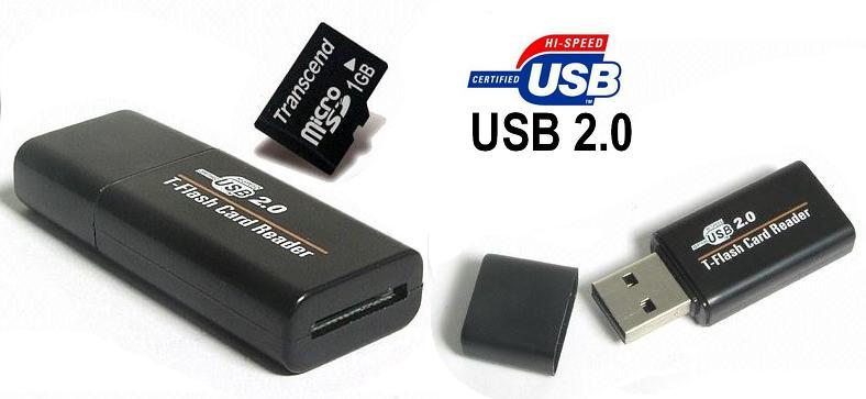 Sauvegarde USB Adaptateur_Micro_SD