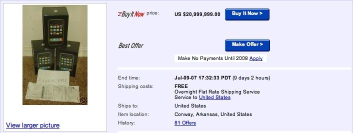 Vu sur ebay il y a 2 minutes ... (O_o') - Page 2 1392