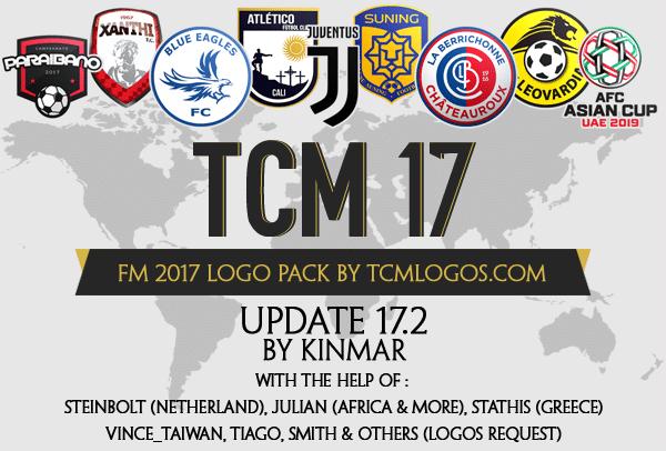 TCM17 Logopack by TCMLogos.com - Update 17.2 (01/04) Update172en