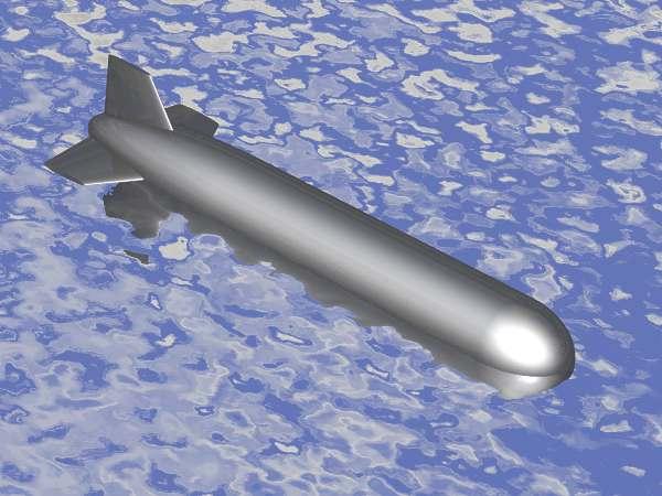 الحرب البحريّة والمواجهة العالميّة القادمة  Torpedo_0